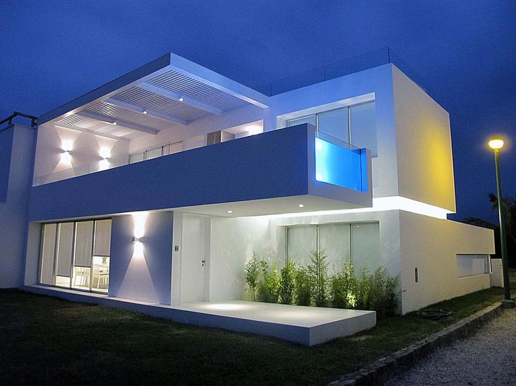 Villa in Peru by Ecke Arquitectos
