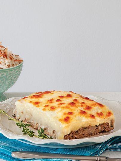 Püreli tepsi köftesi Tarifi - Türk Mutfağı Yemekleri - Yemek Tarifleri