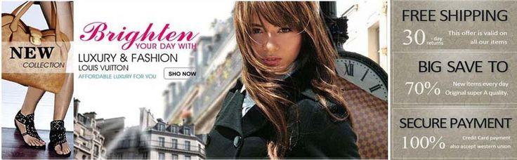 Louis Vuitton Online Store
