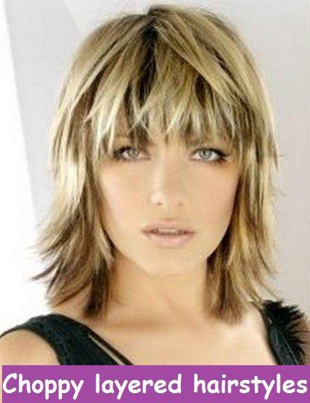 The Best Choppy layered hairstylesImagesCollectionrelated tochoppy layered hairstyles,haircuts choppy layers,choppy layered hairstyles 2016,images of choppy layered hairstyles