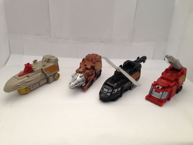 Optimus Prime Vehicle Combiners