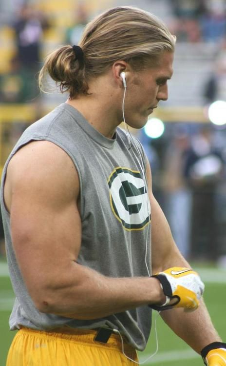 Clay Matthews in all his glory
