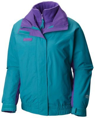 An authentic outdoor classic torn straight from the 80s, this versatile women's shell and fleece liner combo is one of Columbia's original jackets—and its multifunctional style has helped pave the way for 30 years of outdoor goodness. Wearing the heritage flashy colors that defined the era, the Bugaboo 1986 keeps you dry with a waterproof-breathable, critically seam-sealed shell and protects you from the cold with a soft fleece liner jacket—which holds its own as a outer layer during milder…