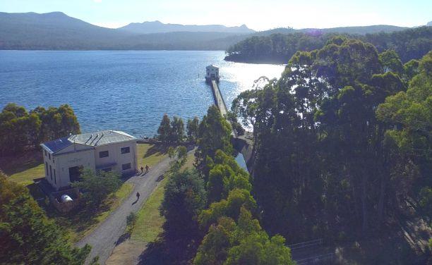 STAY - Pumphouse Point | Lake St Clair Tasmania