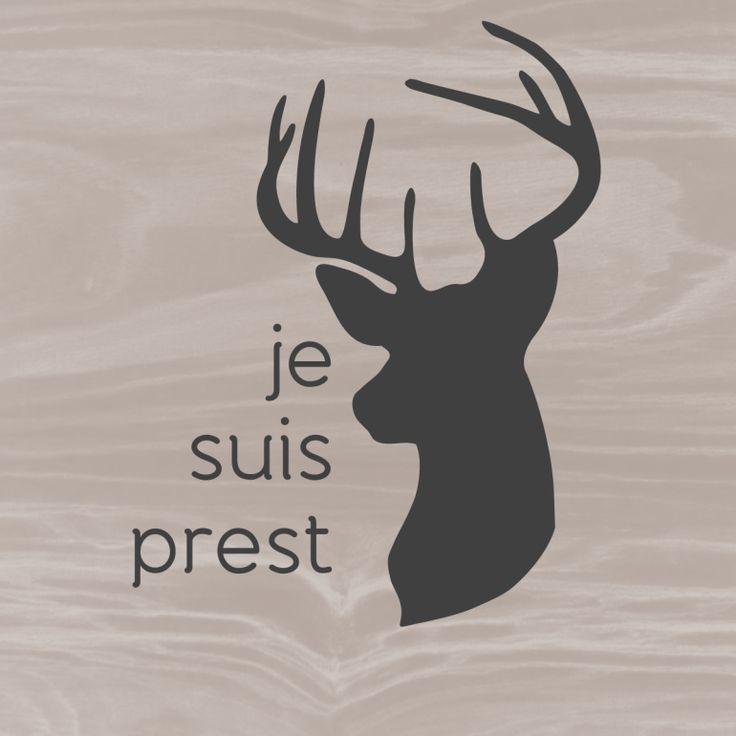 Je Suis Prest /Outlander by Diana Gabaldon