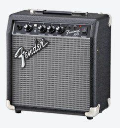 Fender Frontman 10G - The Perfect Small Guitar Amp with Effects