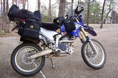 WR250R for TAT