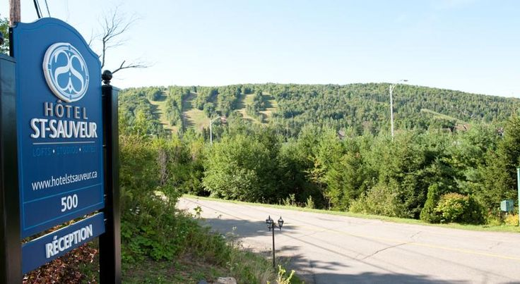 Hotel St-Sauveur Saint-Sauveur-des-Monts This completely non-smoking property is just off Highway 15 in a rural location, near Mont Saint Sauveur. Each accommodation offers a fireplace, balcony and free WiFi.