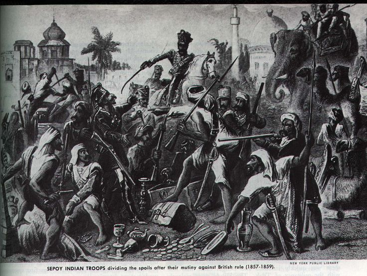 What are short and long term effects in India and Britain during there imperialism?
