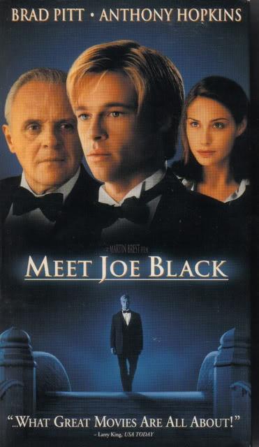 (1998) Meet Joe Black - Anthony Hopkins, Brad Pitt, Claire Forlani
