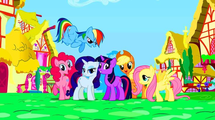 My Little Pony Equestria Girls MLP Rainbow Rock Português Brasil Nova Te...