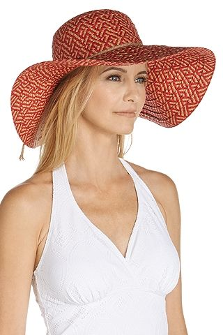 Shop our womens sun hat at Coolibar.com. Featuring natural straw, a hemp rope crown band and a 5 inch brim, our Sanibel Sun Hat provides stylish coverage.