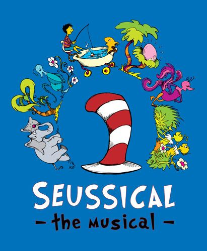 Seussical the Musical Camp