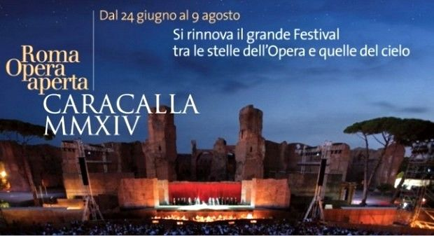 Teatro dell'Opera di Roma: estate a Caracalla
