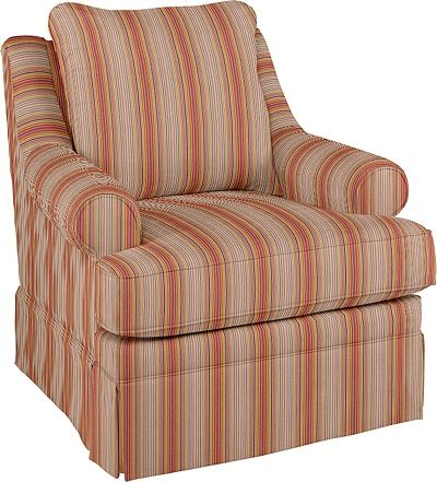 claiborne swivel occasional chair by lazboy