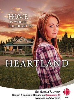 Heartland One of the best tv shows i have seen in such a long time. On the same lines as the Waltons love love love this show.