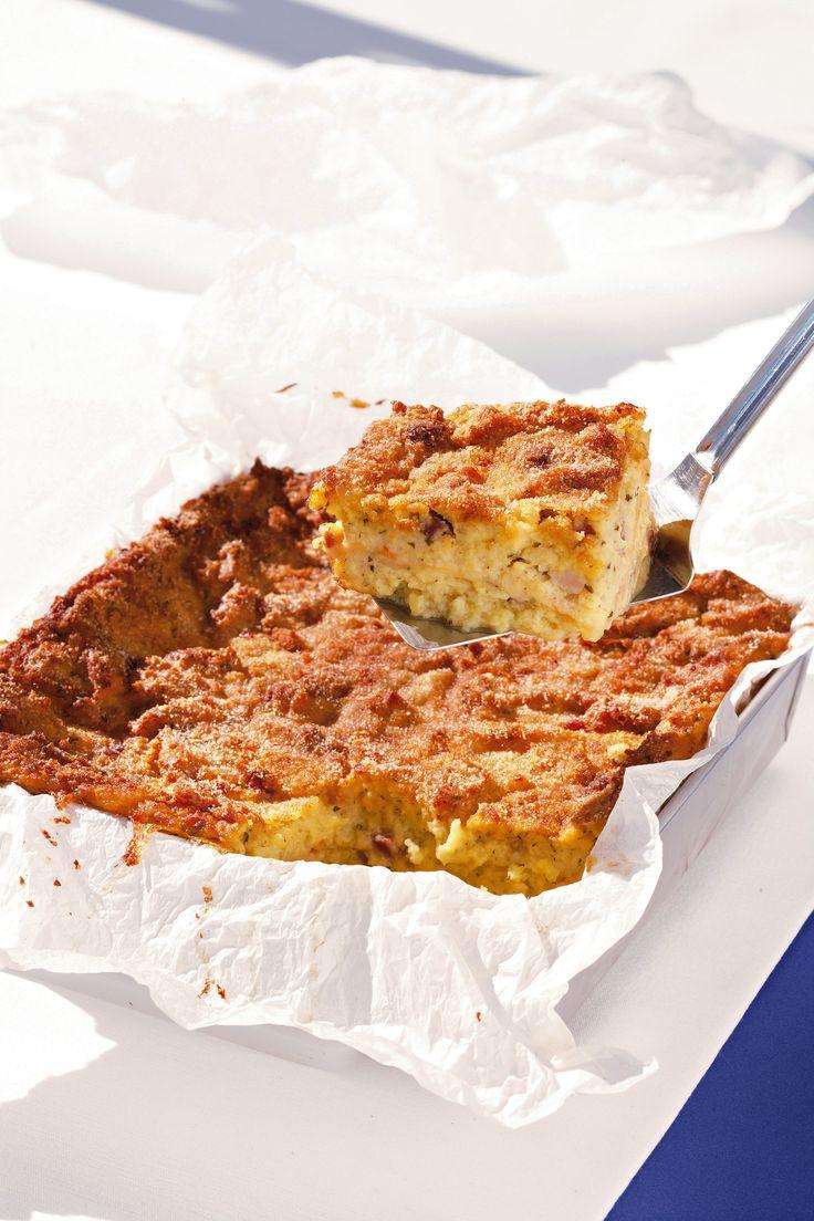 Guarda la ricetta per preparare un ottimo gattò di patate su Sale&Pepe. Scopri come fare questo piatto in modo semplice e veloce.