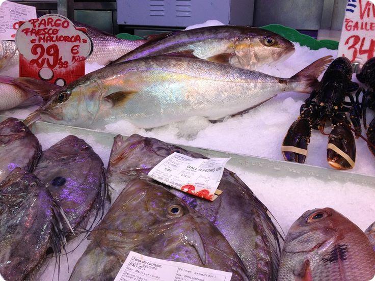 Fisch kaufen und zubereiten lassen in der Markthalle Santa Catalina NEWS PORTAL MALLORCA die Info Webseiten der Balearen seit 2007