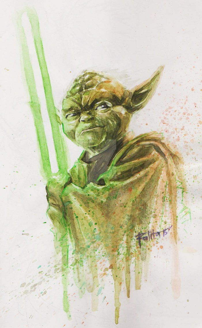 Master Yoda By Ermitanyongpalits Star Wars Star Wars