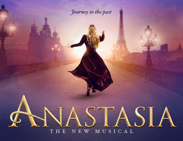 Journey to Next Spring: Anastasia Unveils Broadway Artwork, Sets Start Date | Broadway Buzz | Broadway.com