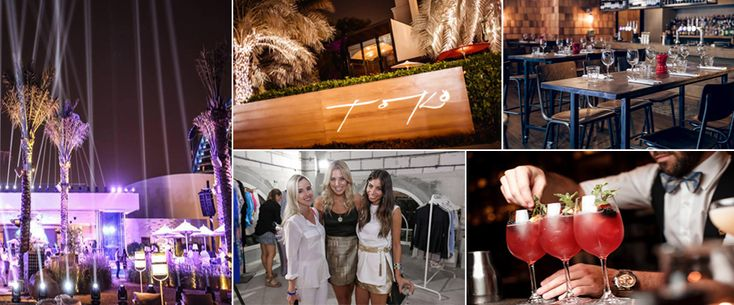 What's On has details of new ladies' nights in Dubai featuring Cove Beach, Tribeca and Vii Dubai.