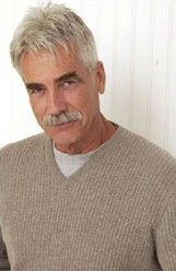 Sam Elliott. Too bad I can't pin a voice.
