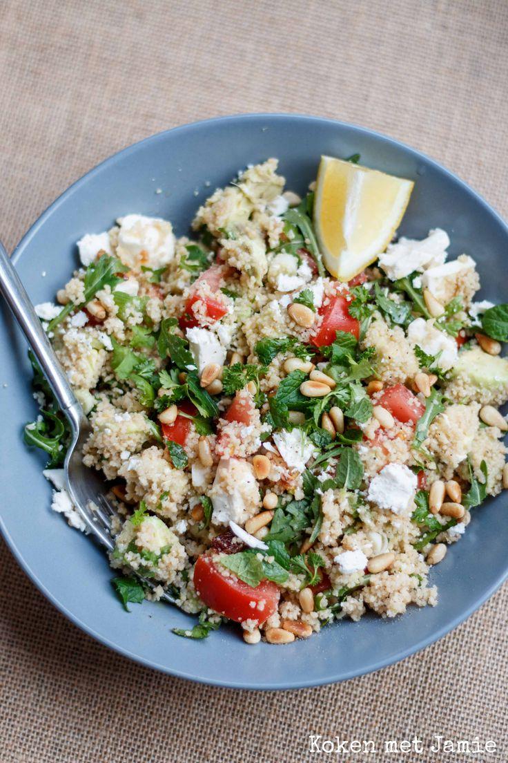 Wij eten regelmatig couscous, omdat het lekker en gezond is. Bijkomend voordeel…