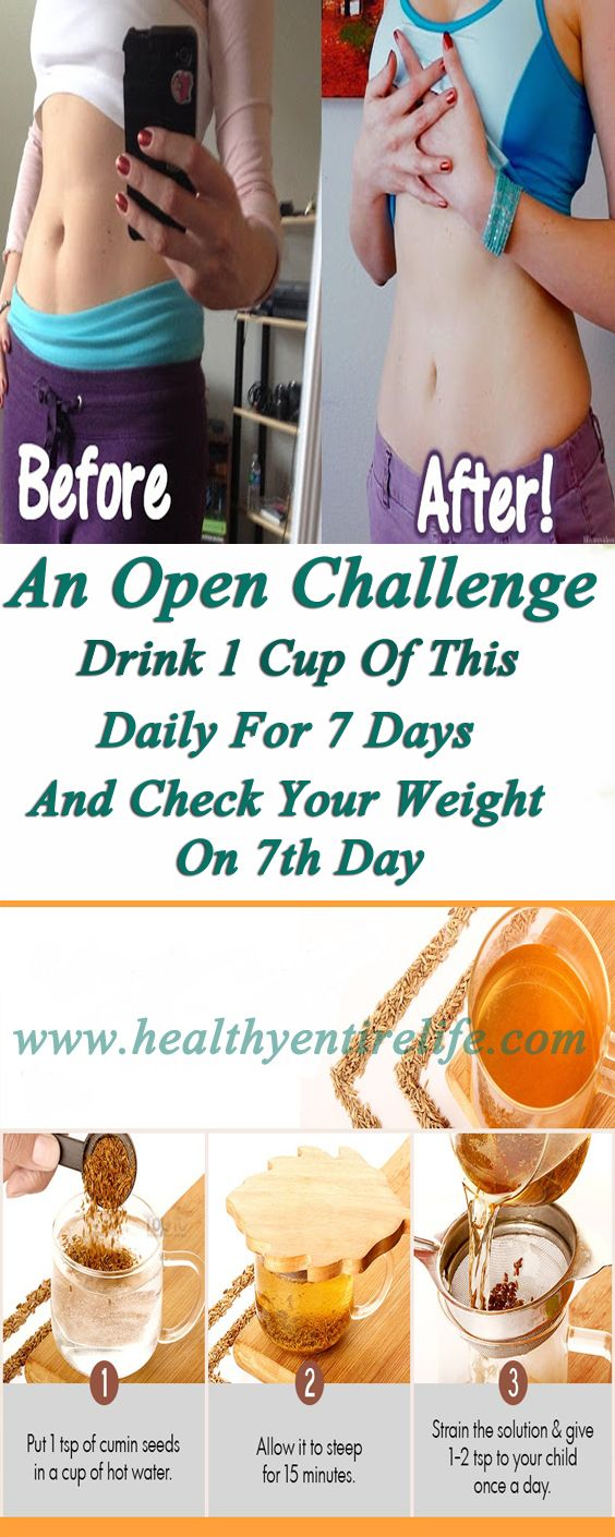 The remedy we have for you today will work wonders for your weight – it will accelerate your metabolism almost instantly and melt your belly fat. People who have tried the drink have reported incredible results after only a week! Here's what you need to do: