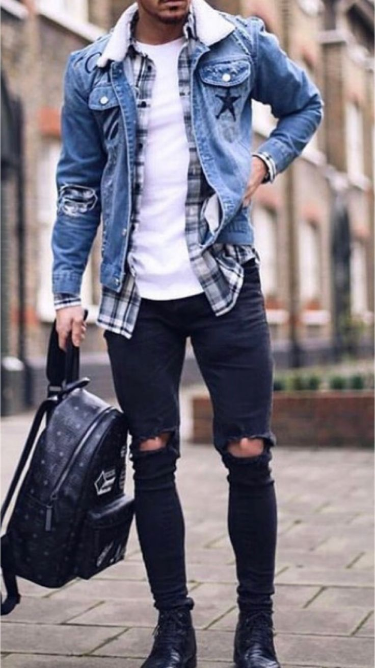 23 Jeansjacke-Outfits, die Sie lieben werden – Zyko – Sustainable Fashion