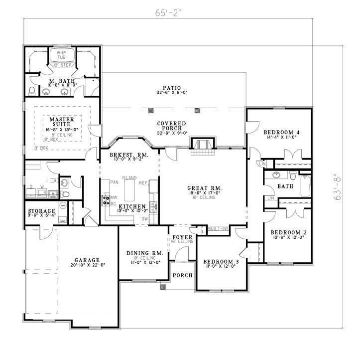 Kensington Cove House Plan Home Design And Style