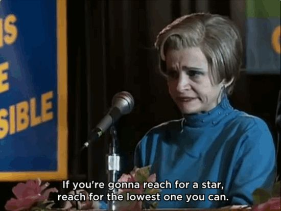 When she gave this inspiring speech: | 26 Moments When Jerri Blank Inspired Us To Be Better People