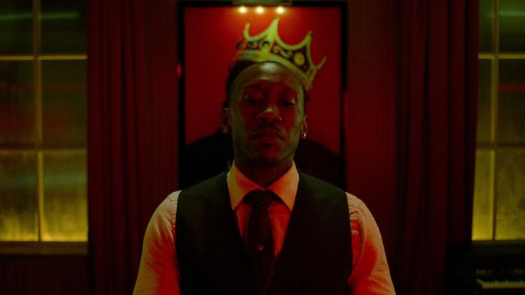 Image of Mahershala Ali in Luke Cage