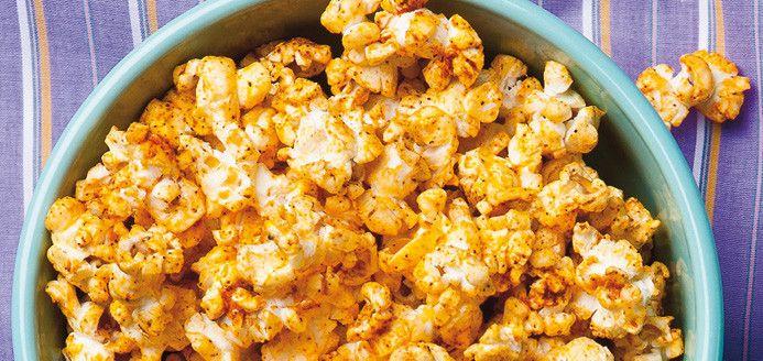 Popcorn au ketchup Recettes   Ricardo