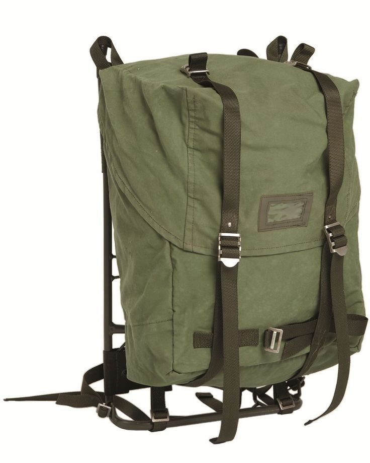 Swedish army LK35 By Haglofs - Militarymart.co.uk