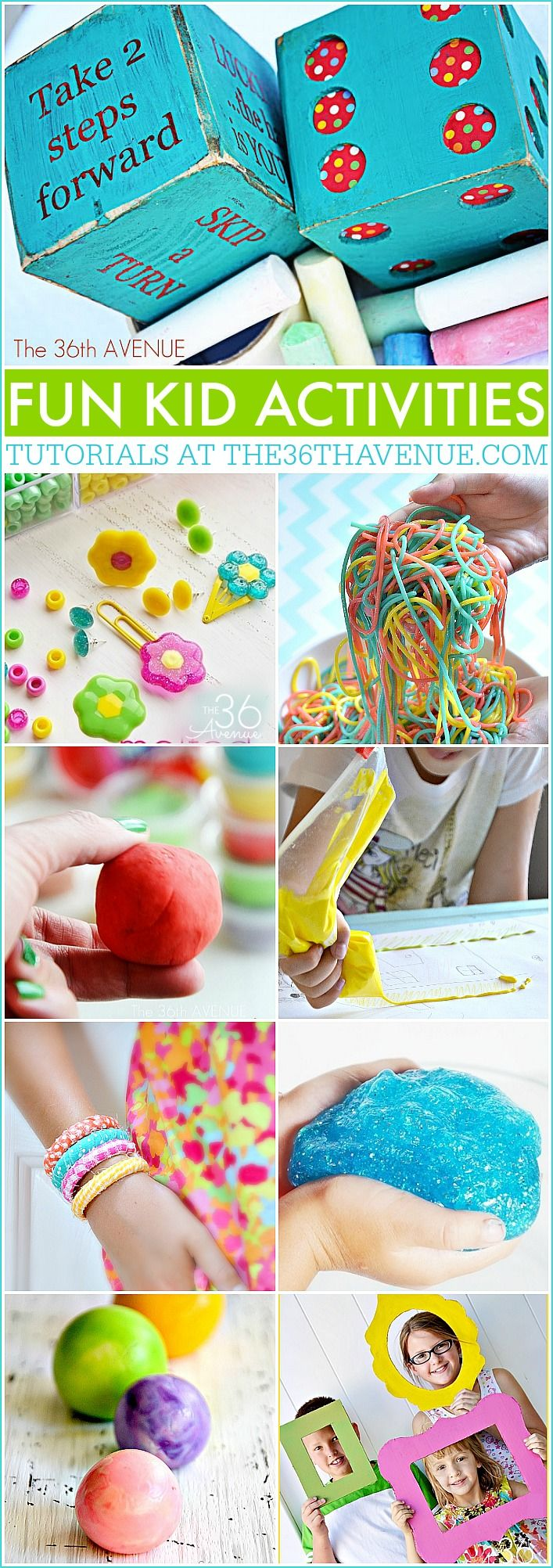kid activities and crafts - Fun Kid Pictures