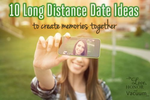 new long distance dating