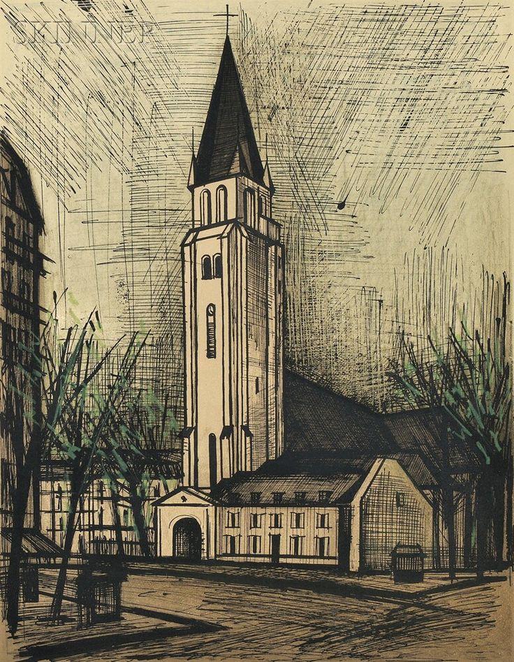 Saint-German-des-Prés, 1965