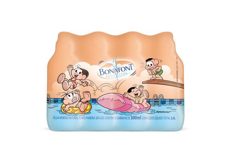 Danone Bonafont Kids Water