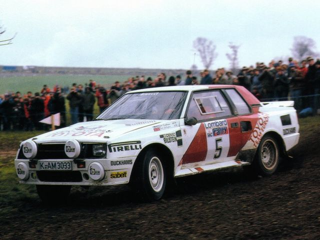 Group B Toyota Celica