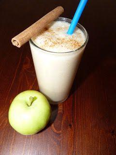 Megfőzlek...: Fahéjas-kókuszos alma turmix - Paleo