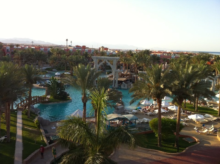 Tropicana Grand Azure Resort ~ Sharm El Sheikh ~ Egypt