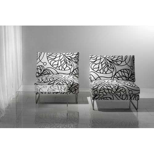 Marimekko Bottna Black / White Upholstery Fabric - Marimekko Upholstery Fabrics