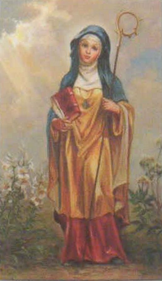 Novena St. Monica Day 8  For Fallen Away Catholics and for Full Communion of all Christians
