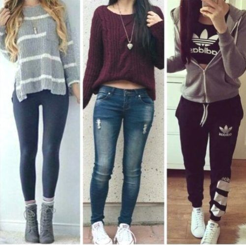 back to school trendy outfits- Back to school outfit ideas http://www.justtrendygirls.com/back-to-school-outfit-ideas/