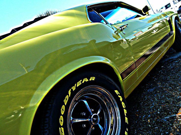 70 BOSS 302 Mustang by Nutdeep.deviantart.com