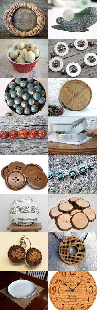 Round and round we go. by Lindy Whitton on Etsy--Pinned+with+TreasuryPin.com