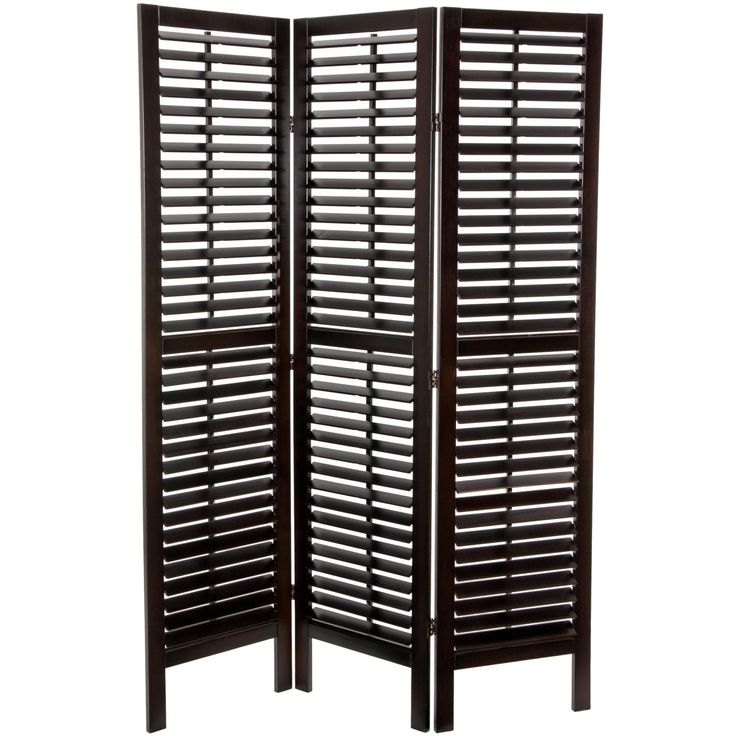 Room Dividers.com Part - 27: Tall Double Shutter Room Divider | RoomDividers.com