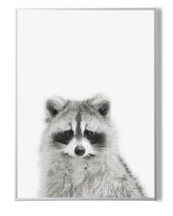 Nursery Animal PrintPrintable Woodlands Decor от YourPrintsShop