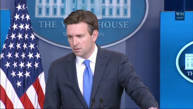 WHOA! Josh Earnest Confronted Over Obama Being 1st President Since Hoover To Not Have 3% Growth [Video]