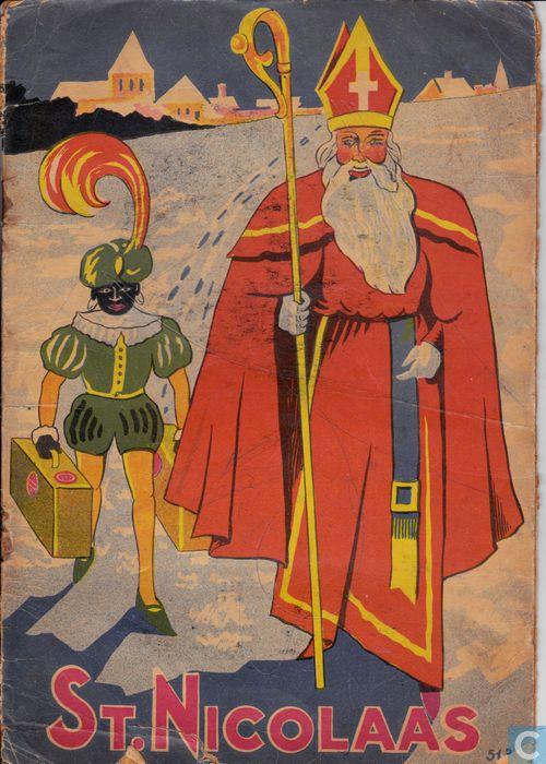 St. Nicolaas boek ca. 1949